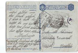 AG423 DIREZIONE POSTALE INTENDENZA TRIPOLITANIA - 16 RAGG. ARTIGLIERIA C.A. CELERE 49 GRUPPO DA 105 28 POSTA MILITARE 31 - 1900-44 Vittorio Emanuele III