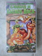 Il Mistero Saurus Rock - Alla Ricerca Della Valle Incantata N. 6 - VHS - Universal - Cartoons