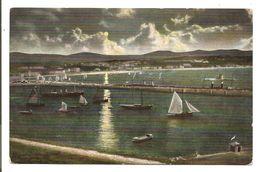 Douglas  Bay By Moonlight. - Grosvenor Series  84 - Isle Of Man