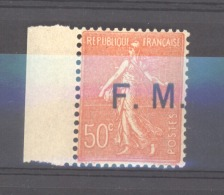 06815  -  France  -  FM  :  Yv   6  ** - Militärpostmarken