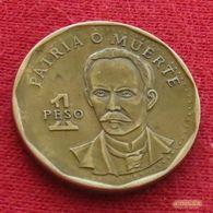 Cuba 1 Peso 1992 KM# 347 - Cuba