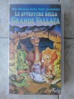 Le Avventure Della Valle Incantata - Alla Ricerca Della Valle Incantata N. 2 - VHS - Universal - Cartoons