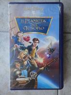 Il Pianeta Del Tesoro - VHS - I Classici Walt Disney - Dibujos Animados