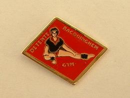 Pin'S GYM - DETENTE RACQUIGHEM - FEMME - Gymnastics