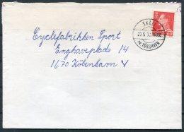 1972 Faroe Islands Cover Skali (30,05) - Faroe Islands