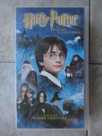 Harry Potter E La Pietra Filosofale - VHS - Warner Bros - Cartoons