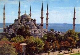 Istanbul - Ve Saheserleri - Formato Grande Viaggiata – E 4 - Turchia