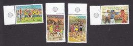 Tanzania, Scott #2092-2095, Mint Never Hinged, Olympics, Issued 2000 - Tanzania (1964-...)