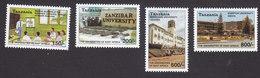 Tanzania, Scott #2097-2100, Mint Never Hinged, Universities, Issued 2000 - Tanzanie (1964-...)