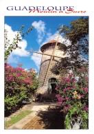 GUADELOUPE Ancien Moulin De Canne A Sucre Pres De St Francois 19(scan Recto-verso) MA427 - Guadeloupe