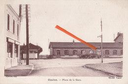 CHAULNES - Place De La Gare - Chaulnes