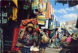 Guatemala C.a. - Typical Stickings And Native Indians - Formato Grande Non Viaggiata – E 4 - Cartoline