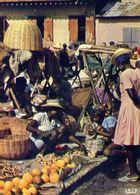 Haiti - Cap Haitien - Scene De Marche - Haiti Cape - A Market Scene - Formato Grande Non Viaggiata – E 4 - Cartoline