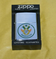 "ZIPPO LIGHTER ""IRELAND"" USED, PERFECT - Zippo"