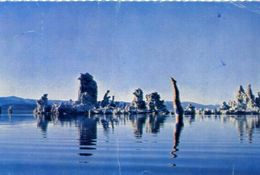 Wish You Were Here - Ojala Estuvierar Aqui - Fotographie Von Hipgnosis Am Monosee California 1975 - Formato Grande Viagg - Cartoline