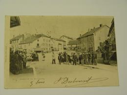 AIN-INTERIEUR DE BELLEGARDE-385- ED PITTIER-ANIMEE - Bellegarde-sur-Valserine