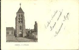 CORBEIL  -- L'Eglise                                                                  -- - Corbeil Essonnes