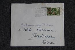 Lettre De COTE D'IVOIRE Vers FRANCE - Côte D'Ivoire (1960-...)