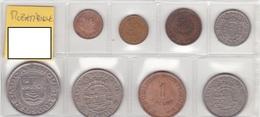 Mozambique - Set Of 8 Coins - Ref08 - Mozambique
