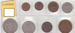 Mozambique - Set Of 8 Coins (portuguese Colonies) - Ref 09 - Mozambique