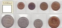 Mozambique - Set Of 8 Coins (portuguese Colonies) - Ref 10 - Mozambique