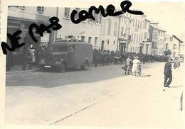 NEUFCHATEAU   PHOTO ALLEMANDE 1940 - Neufchateau