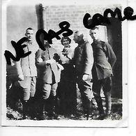 08 ST FERGEUX     PHOTO ALLEMANDE 1918 - France
