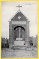 CPA 59 AVESNES-LES-AUBERT Nord - Le CALVAIRE ° Delsart éditeur à Valenciennes - Autres Communes