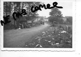 87 PARDOUX    PHOTO ALLEMANDE 1940 /1944 - France