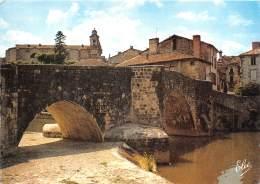 NERAC EN ALBRET Les Bords De La Baise Le Vieux Pont 16(scan Recto-verso) MA1138 - Nerac