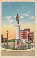 South Carolina Spartanburg Morgan Monument - Spartanburg