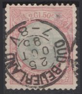 OLANDA (Vedere Fotografia) (See Photo) A9 - 2 Gulden E 50c - Gebruikt