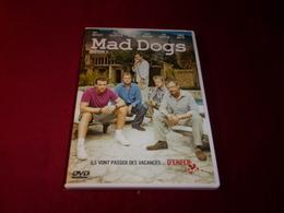 MAD DOGS  SAISON 1   4 EPISODES DE 45 Mn - DVD