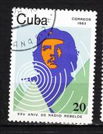 ##21, Cuba, Che Guevara, Radio, Télécom, Militaria, Révolution - Cuba