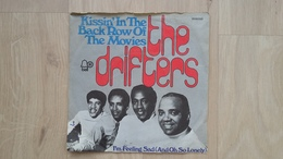The Drifters - Kissing In The Back Row Of A Movie - Vinyl-Single - Disco, Pop
