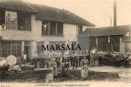 CPA  Bourdons  Coutellerie Colliot - Autres Communes