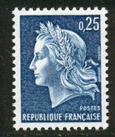 France 1967 Yvert 1535 ** TB Coin De Feuille Avec Date - France