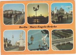 Berlin - Marx-Engels-Brücke -  (D.D.R.) - Mitte