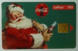 CANADA - Chip - B10028 - 95/11 - Smart '95 - Coca Cola - LaPuce - 10$ - Mint - Canada