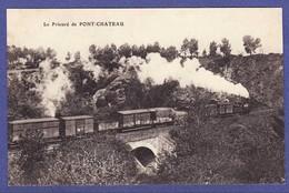 PONTCHATEAU TRAIN (TTB état ) A528) - Pontchâteau