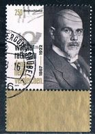 2017  150. Geburtstag Von Walther Rathenau - [7] Federal Republic