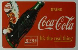 ZAMBIA - Coca Cola - Magnetised - Fake - 100 Units - Zambia