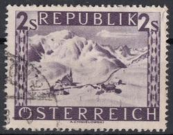Austria 1946 Sc. 479  St. Christof Am Arlberg. Tyrol Used Osterreich - 1945-60 Used