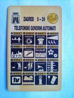 100 Units Autelca - Yugoslavia
