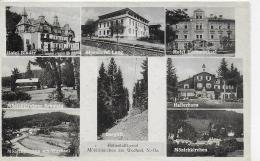 AK 0851  Mönichkirchen Am Wechsel ( Hotels ) - Verlag Mörtl Um 1950 - Wechsel