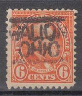 USA Precancel Vorausentwertung Preo, Locals Ohio, Galion 558-547 - Vereinigte Staaten