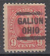USA Precancel Vorausentwertung Preo, Locals Ohio, Galion 561-563 - Vereinigte Staaten