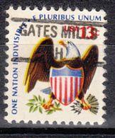 USA Precancel Vorausentwertung Preo, Locals Ohio, Gates Mills 841 - Vereinigte Staaten