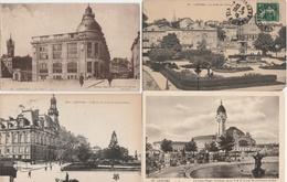 18 / 2 / 330  -  LOT  DE  9  CPA  &  3  CPSM  DE  LIMOGES  ( 87 )  Toutes Scanées - Postcards