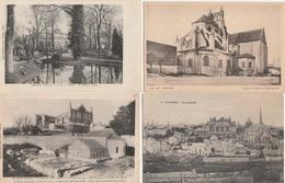 18 / 2 / 331  -    LOT  DE  20  CPA  DE  POITIERS  ( 86 )Toutes Scanées - Postcards